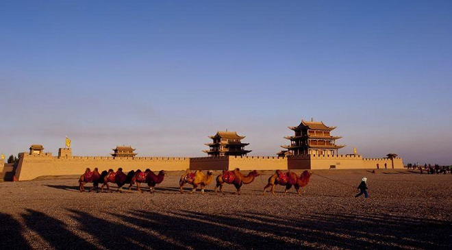 Jiayuguan Fortress