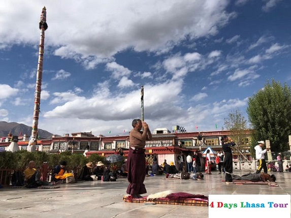 Lhasa Jokhang Temple