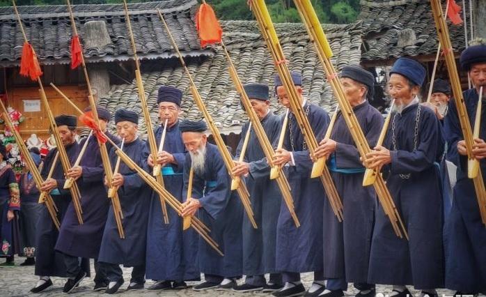 Langde Miao Village Show
