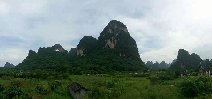 Guilin Moon Hill