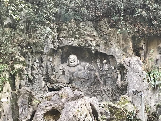 Buddha Maitreya or Mile Fo