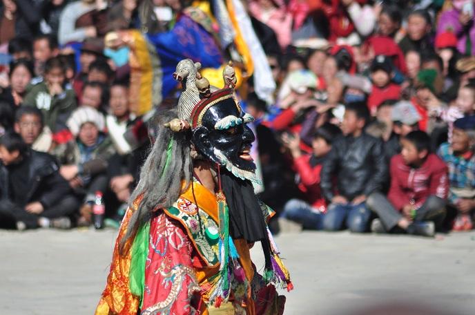 Tibetan Mask Dance Festival