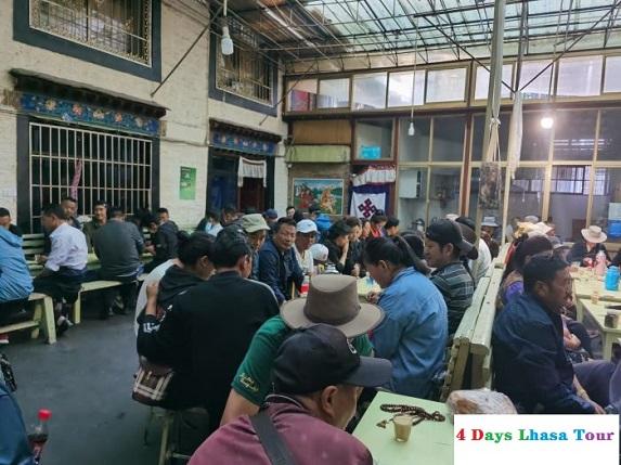 Tibetan Tea House