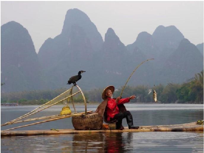 Xingping Fishing Lights