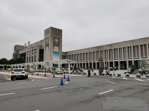 Hefei Railway Station Photo