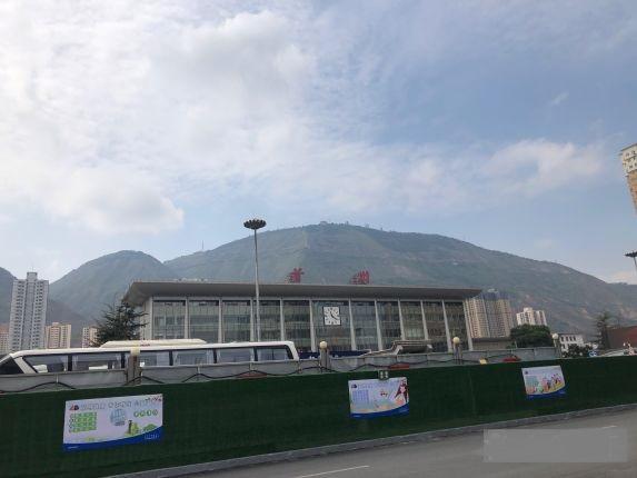 Lanzhou Railway Station Photo