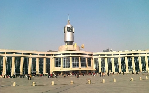 Tianjin Railway Station Photo