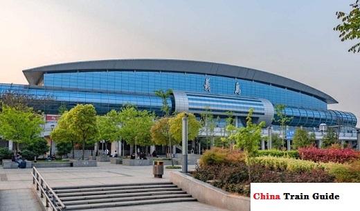 Yiwu Railway Station Photo