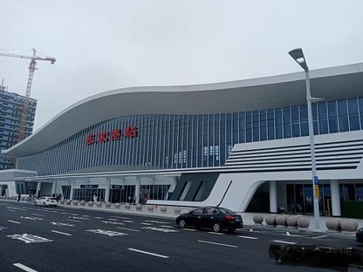 Zhangjiagang Railway Station Photo